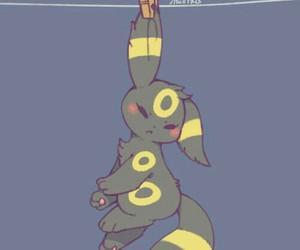 pokemon, umbreon, and cute image