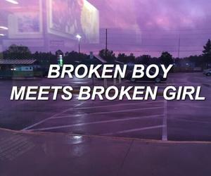 aesthetics, broken, and couples image