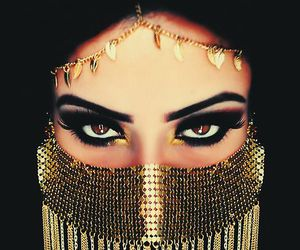 eyes, arabic, and عربي image