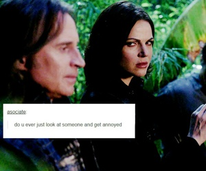 funny, lol, and ouat image