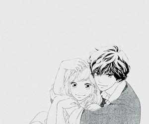 and, futaba, and ao haru ride image