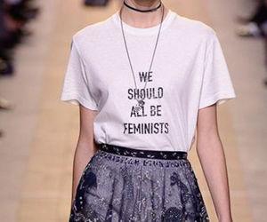 fashion, feminism, and feminist image