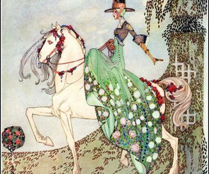 horse and kay nielsen image