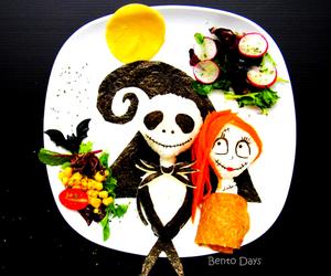 food, tim burton, and Halloween image