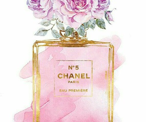 chanel, drawing, and parís image