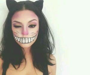 alice, Cheshire cat, and costume image