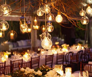 light and wedding image