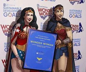 Lynda Carter, wonder woman, and dc comics image