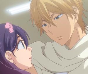 anime, Fujoshi, and watashi ga motete image