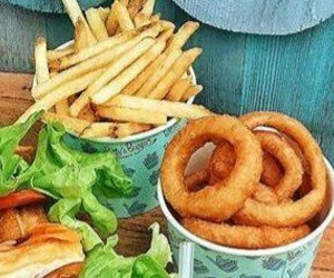 expensive, food, and fries image