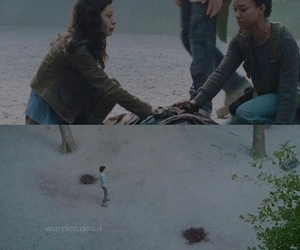 edit, tv shows, and the walking dead image