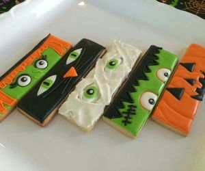 Cookies and Halloween image
