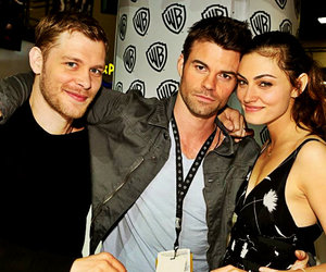klaus mikaelson, hayley marshall, and The Originals image