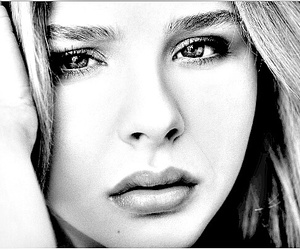 beautiful, actress, and chloe moretz image