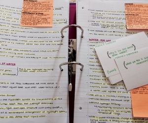 chemistry, flashcards, and highlight image