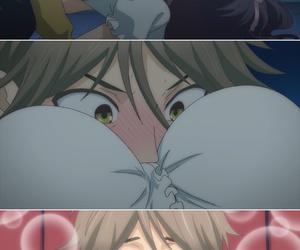 anime, watashi ga motete, and Fujoshi image