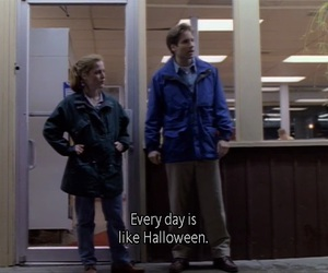 Halloween, subtitles, and the x files image