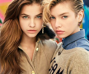 beauty, friendship, and stella maxwell image
