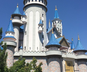 disney, walpers, and castel image