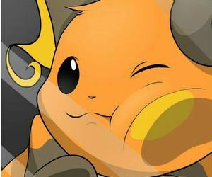 pokemon, wallpaper, and raichu image