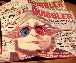 harry potter and quibbler image