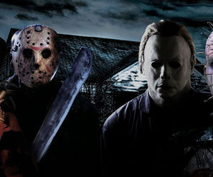Freddy, jason, and Micheal image