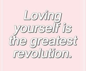 tumblr, love, and love yourself image