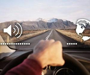 car, landscape, and place image