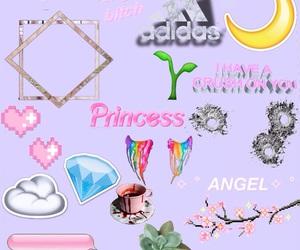 adidas, angel, and baby girl image