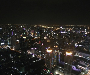 bangkok, high, and stars image
