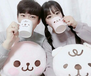 ulzzang, cute, and love image