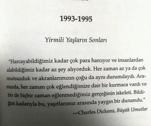 kitap, sözler, and turkce soz image