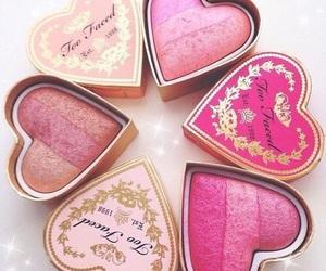 blush, makeup, and 💖 image