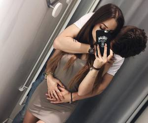 couple, relationship goals, and relationships image