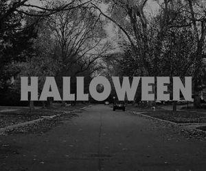 Halloween, autumn, and movie image