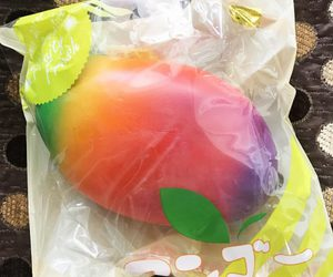 mango, scented, and squishy image