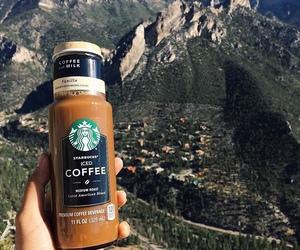 starbucks, coffee, and nature image