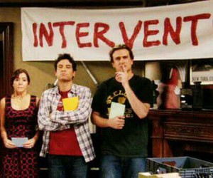 himym and intervention image