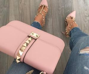fashion, pink, and luxury image