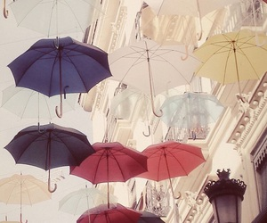 colors, hd, and umbrella image