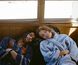emily browning, sleeping, and travelling image