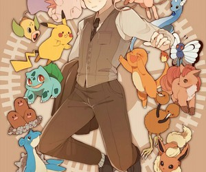 aph, pokemon, and england image