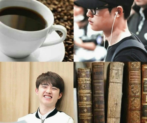 aesthetic, brown, and exo image