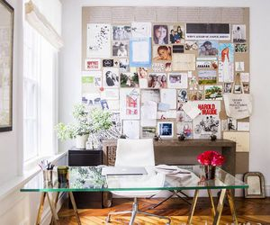 office, home, and desk image