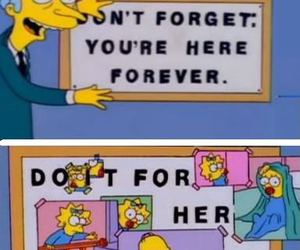 homer and love image