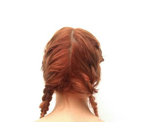 orange and hair image