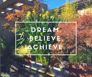 quotes, believe, and Dream image