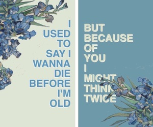 quotes, twenty one pilots, and flowers image