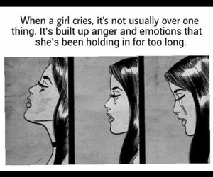 girl, quote, and broken image