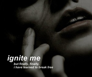 shatter me and ignite me image